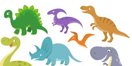 Prehistoric  Park - Children 6-12yrs Only tickets