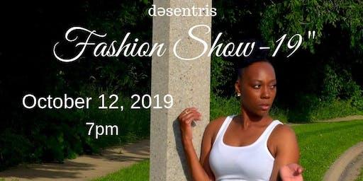 dəsentris 2019 Fashion Show