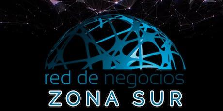 ZONA SUR Sinergia Empresarial  3° encuentro entradas