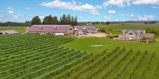 "Vernon Vineyards Winery  ""Experience Wine & Vines with a View"""