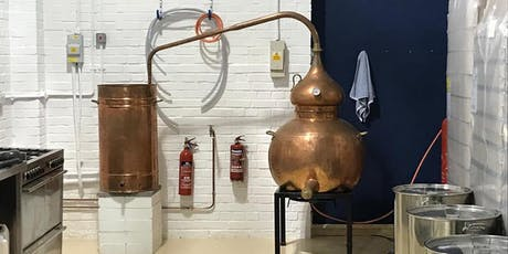 Copper in the Clouds - Charity Open Day, Distillery Tour, Gin Tasting & BBQ tickets