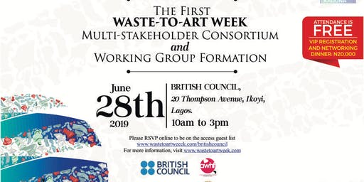 Waste-To-Art Week : First Multi-Stakeholder meeting & Consortium Formation