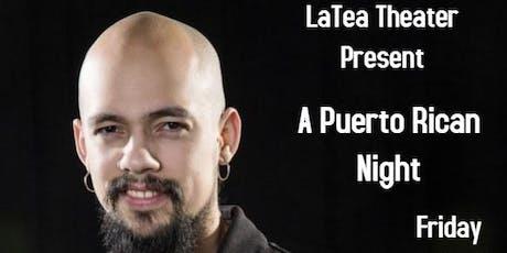 A Puerto Rican Night! tickets