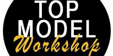 Top Model Workshop - Launch Party tickets