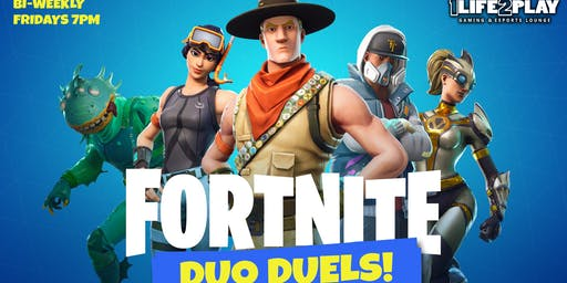Duo Duels: Fortnite Battle Royale Bi-Weekly