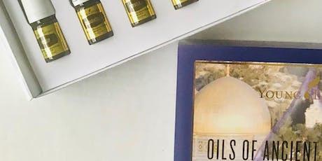 Oils Of Scripture Class tickets