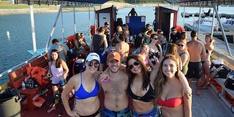 2nd Annual Semester at Sea Alumni Boat Cruise on Lake Travis tickets