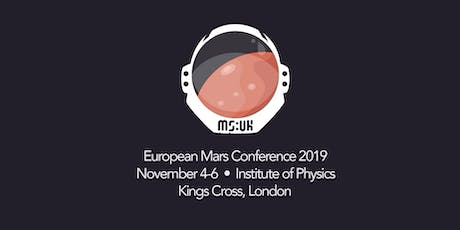 European Mars Conference 2019 tickets