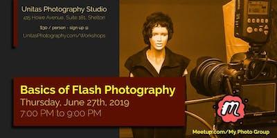 Basics of Flash Photography