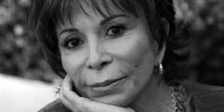 Isabel Allende - Largo Pétalo de Mar tickets