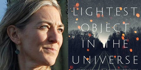 Kimi Eisele - The Lightest Object in the Universe tickets