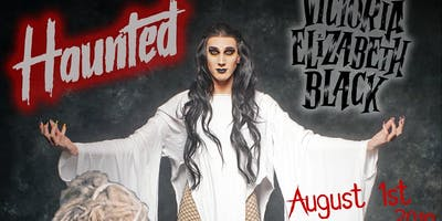HAUNTED/Nikita's B-day Drag Show (Special Guest Victoria Black)