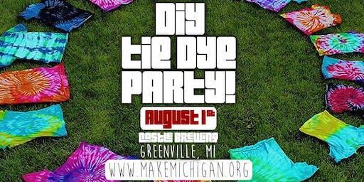 DIY Tie Dye Party - Greenville