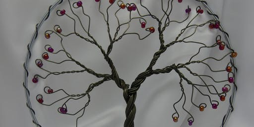 Tree of Life class @ Cafe Haven