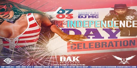Pre-Independence Day Celebration at Oak Room tickets