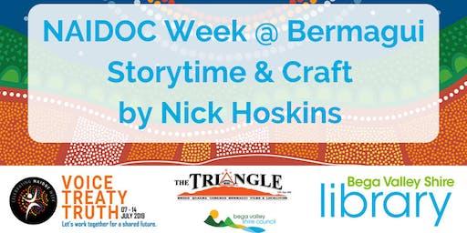 NAIDOC Week Celebration and Storytime @ Bermagui