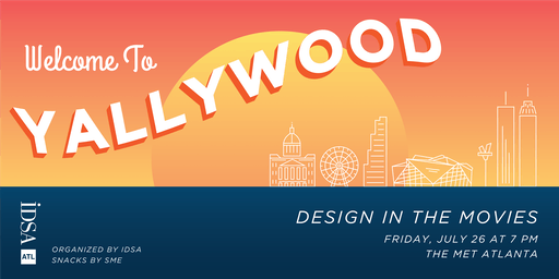 Y'ALLYWOOD: Design in the Movies