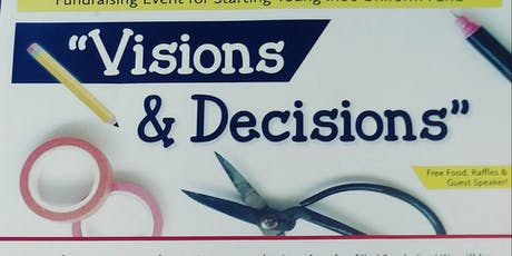 2019 Back to School  Visions & Decisions Event tickets