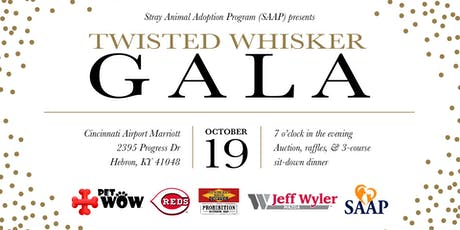 Twisted Whisker Gala tickets