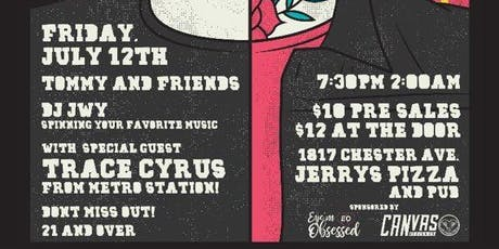 Emo Night with Tommy & Friends  tickets
