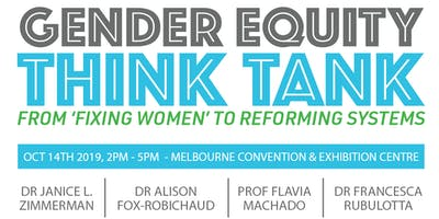 WCIM Gender Equity Think Tank