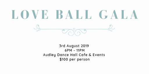 Love Ball Gala