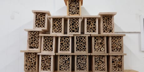 BYO Insect Hotel - go home with your own. Only $20 tickets