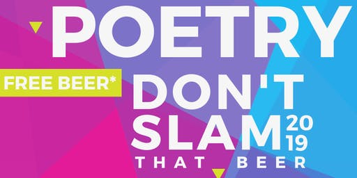 Poetry (Don't) Slam - July Open Mic