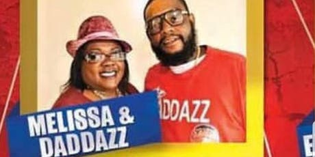 Big Boss Entertainment Presents Daddazz & Melissa with Special Guest tickets