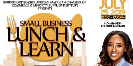Small Business Lunch & Learn tickets