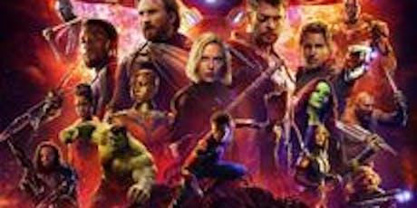 "FREE!  Friday Night Social Night / Movie Night (""Avengers: Infinity War"") tickets"