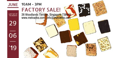 June Factory Sale! tickets
