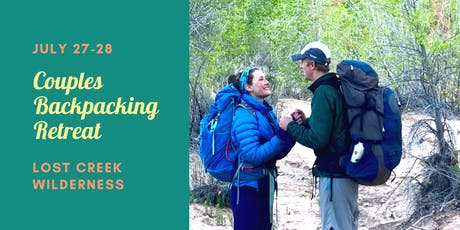 COUPLES BACKPACKING RETREAT tickets