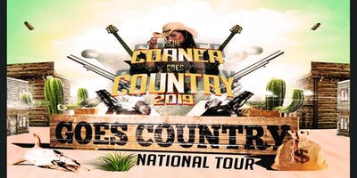 EIGHT SECOND RIDE ('Goes Country' tour)