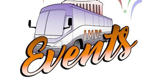 I.M.D.C. Events Mystery Destination Bus Trip