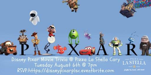 Disney Pixar Movie Trivia @ Pizza La Stella Cary