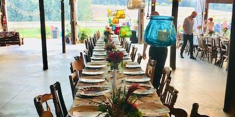 Hill View & Cecil Farms 6th Annual Farm-to-Table Dinner tickets
