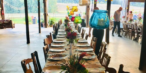Hill View & Cecil Farms 6th Annual Farm-to-Table Dinner