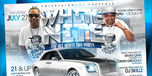 WHITE NITE • The All White Day Party