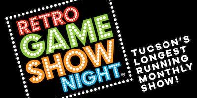 Retro Game Show Night Presents Family Fuss