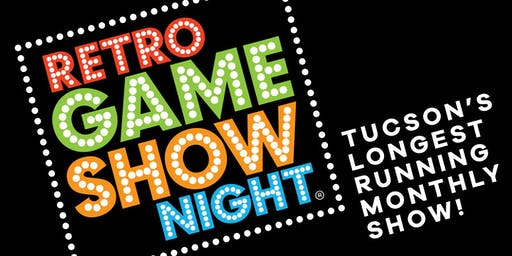 Retro Game Show Night Presents Family Fuss