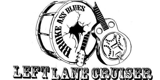 Left Lane Cruiser w/ Louisiana Cockfight