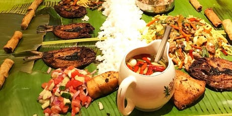 Boodle Fight (Filipino Feast) & Networking tickets