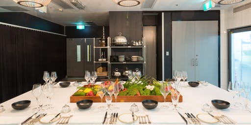 Queensland Parliament's Chef's Table - Flavours of Spring