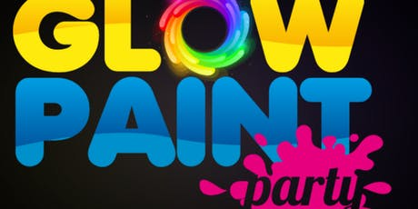 Sip and Glow Paint! $25.00pp tickets