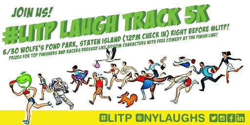 NYLaughs' Laugh Track 5K
