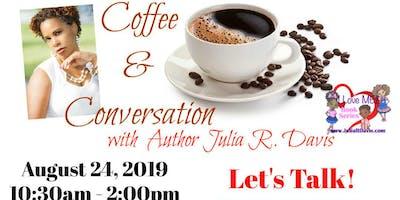Coffee & Conversation: An I Love ME! Adult Workshop