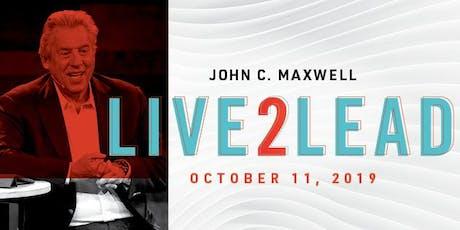Live2Lead Leadership Training 2019 Pensacola tickets