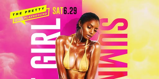 PLAY ON SATURDAYS: Hot Girl Summer!