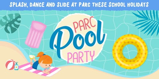 PARC Pool Party Splashy
